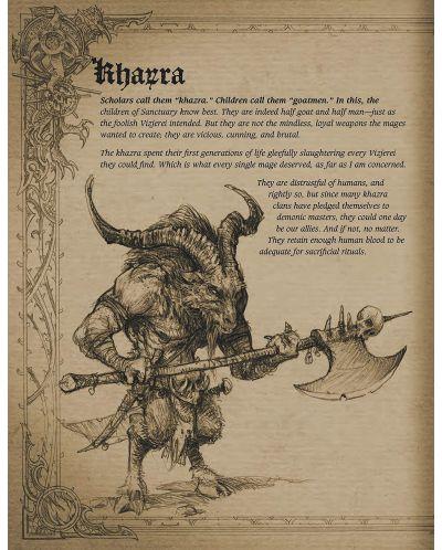 Book of Adria: A Diablo Bestiary (UK edition)-7 - 8