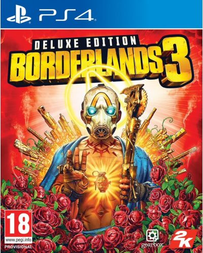 Borderlands 3 Deluxe Edition (PS4) - 1