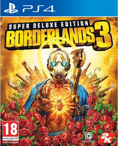 Borderlands 3 Super Deluxe Edition (PS4) - 1