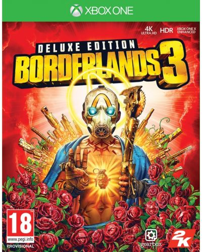 Borderlands 3 Deluxe Edition (Xbox One) - 1