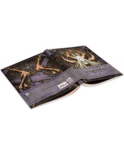 Book of Adria: A Diablo Bestiary (UK edition)-3 - 4