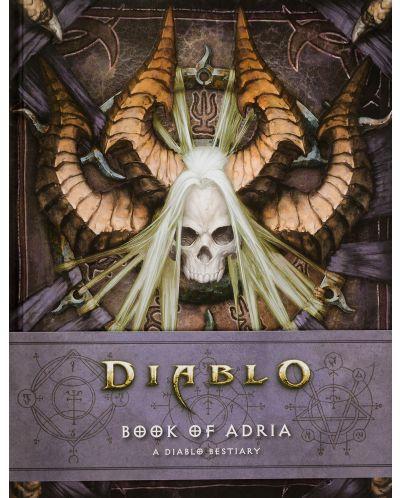 Book of Adria: A Diablo Bestiary (UK edition)-1 - 2