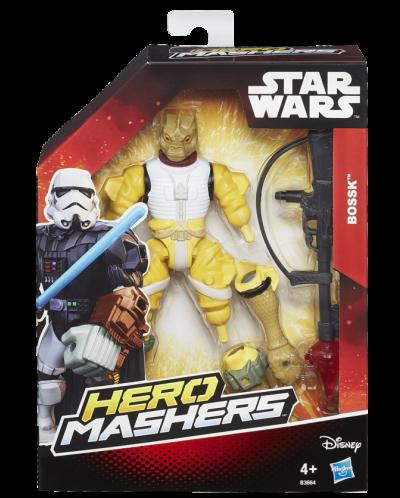 Star Wars Hero Mashers: Фигурка - Bossk - 1