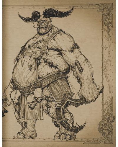 Book of Adria: A Diablo Bestiary (UK edition)-12 - 13