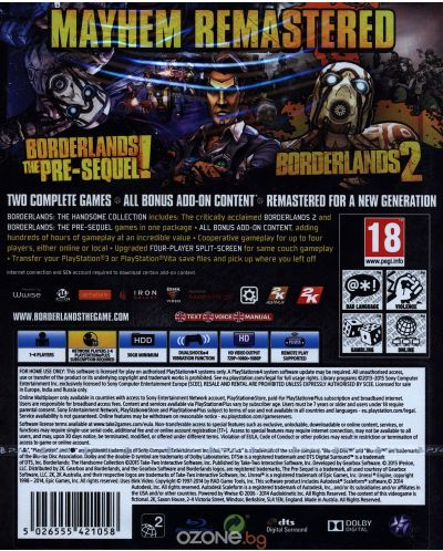 Borderlands: The Handsome Collection (PS4) - 6