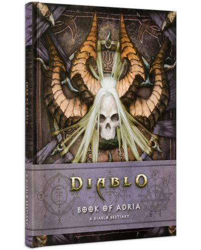 Book of Adria: A Diablo Bestiary (UK edition) - 1