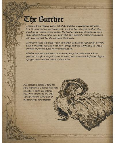 Book of Adria: A Diablo Bestiary (UK edition)-11 - 12