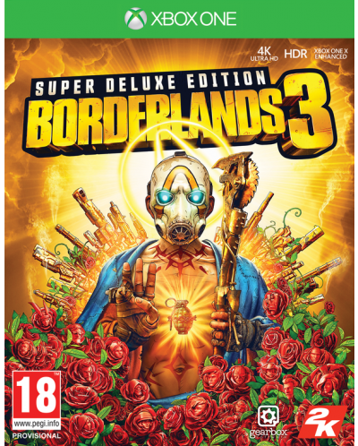 Borderlands 3 Super Deluxe Edition (Xbox One) - 1