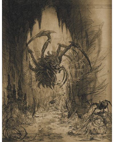 Book of Adria: A Diablo Bestiary (UK edition)-9 - 10