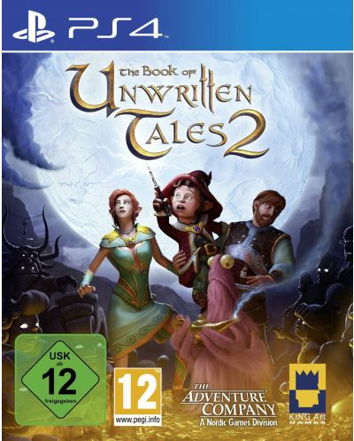 Book of Unwritten Tales 2 (PS4) - 1