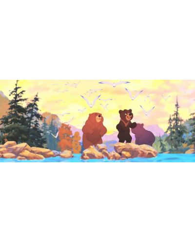 Братът на мечката (DVD) - 5