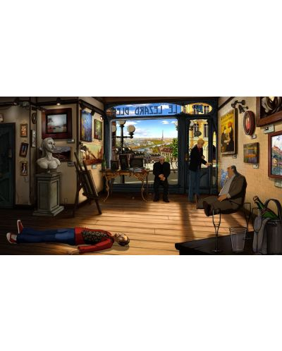 Broken Sword 5: The Serpent's Curse (Xbox One) - 4