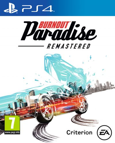 Burnout Paradise Remastered (PS4) - 1