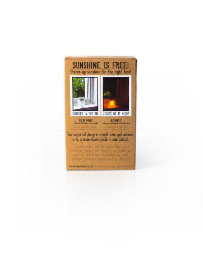 Буркан със слънце в него - 11