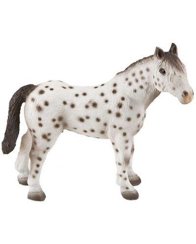 Фигурка Bullyland Animal World/Horses - Кнабструперски жребец - 1