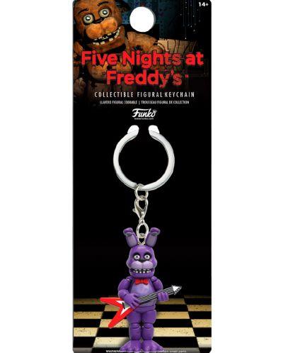 Ключодържател Funko: Five Nights at Freddy's - Bonnie - 2