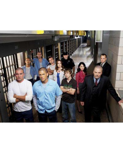 Бягство от затвора - Сезон 2 (6 диска) (DVD) - 9