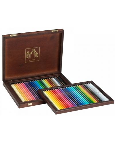 Цветни акварелни моливи Caran d'Ache Supracolor Pablo – 30 цвята - 1