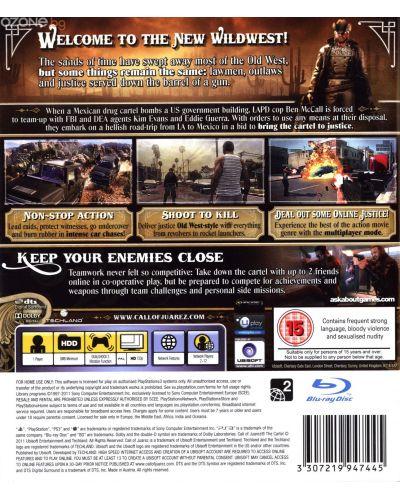 Call of Juarez: The Cartel (PS3) - 3