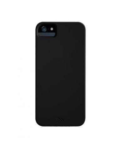 Калъф CaseMate Barely There за iPhone 5, Iphone 5s -  черен - 3