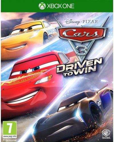 Cars 3: Driven to Win (Xbox One) - 1