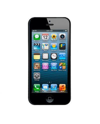 Калъф CaseMate Barely There за iPhone 5, Iphone 5s -  черен - 4