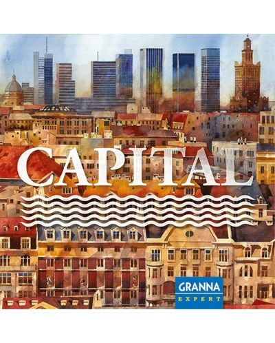 Настолна игра Capital, стратегическа - 2