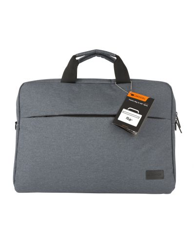 ‌CANYON Elegant Gray laptop bag - 1