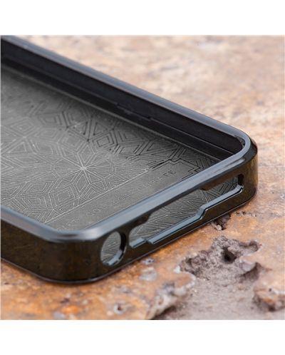 Калъф CaseMate Wood Black Ash за iPhone 5 - 3