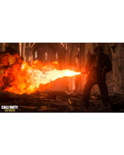 Call of Duty: WWII (PS4) - 8