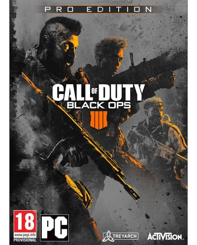 Call of Duty: Black Ops 4 - Pro Edition (PC) - 1