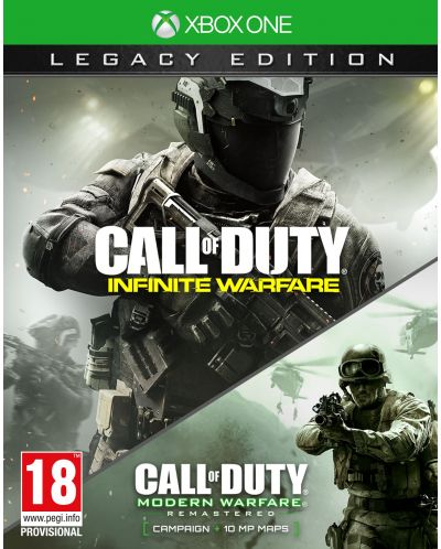Call of Duty: Infinite Warfare + Call of Duty 4 Remastered (Xbox One) - 1