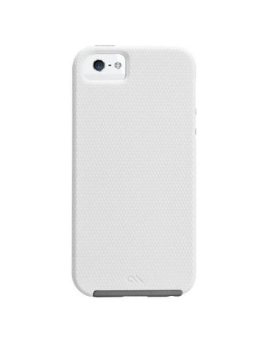 CaseMate Tough Case за iPhone 5 -  бял - 3