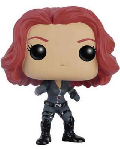 Фигура Funko Pop! Marvel: Captain America Civil War - Black Widow, #132 - 1