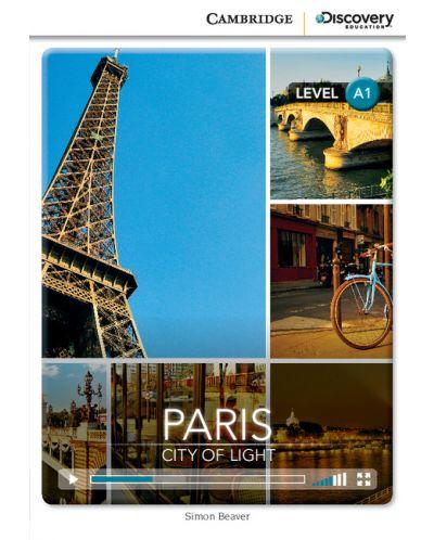 Cambridge Discovery Education Interactive Readers: Paris. City of Light - Level A1 (Адаптирано издание: Английски) - 1