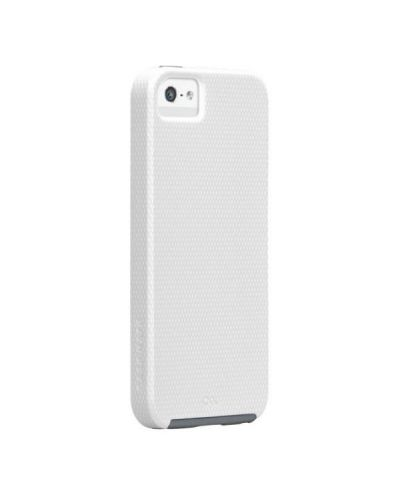 CaseMate Tough Case за iPhone 5 -  бял - 1
