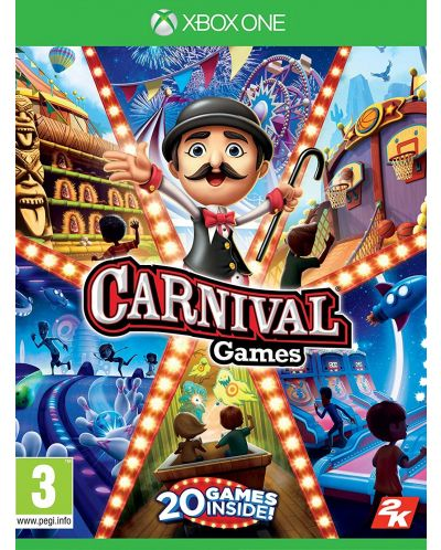 Carnival Games (Xbox One) - 1