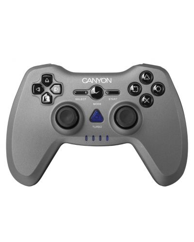 Контролер CANYON 3in1 wireless gamepad, transmission distance up to 10m - 2