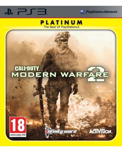 Call of Duty: Modern Warfare 2 - Platinum (PS3) - 1