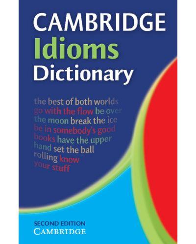 Cambridge Idioms Dictionary - 1