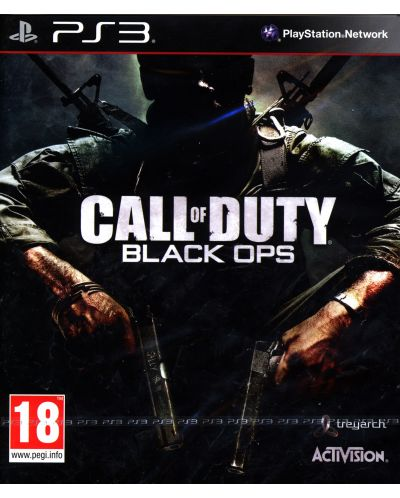 Call of Duty: Black Ops - Platinum (PS3) - 1