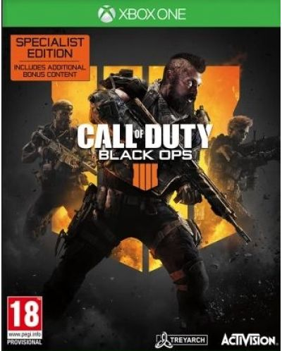Call of Duty: Black Ops 4 - Specialist Edition (Xbox One) - 1