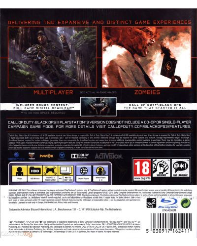 Call of Duty: Black Ops III (PS3) - 3