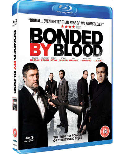 Bonded By Blood (Blu-Ray) - 2