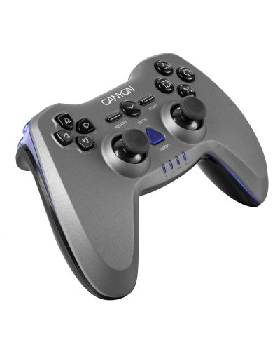 Контролер CANYON 3in1 wireless gamepad, transmission distance up to 10m - 1