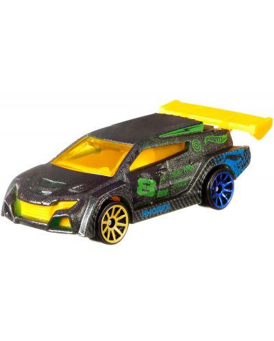 Количка Hot Wheels Colour Shifters - Loop Coupe, с променящ се цвят - 2