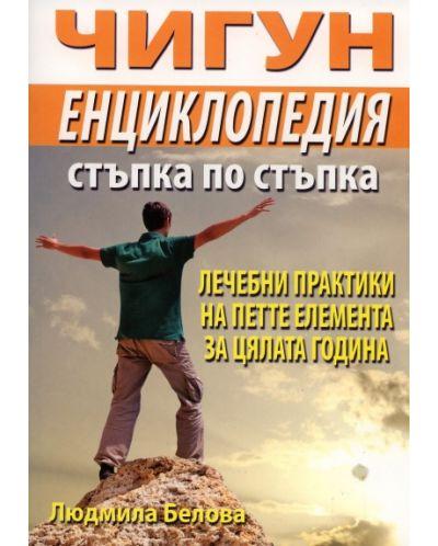 Чигун енциклопедия стъпка по стъпка - 1