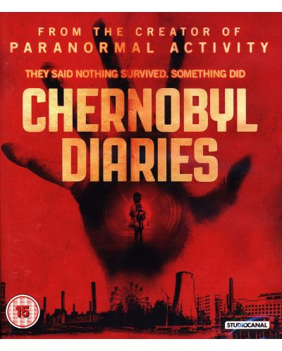 Chernobyl Diaries (Blu-Ray) - 1