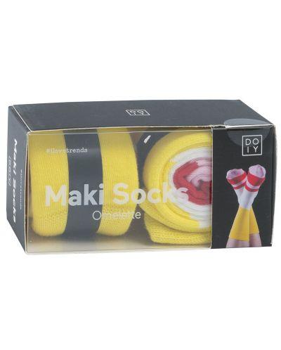 Чорапи DOIY Maki - Omlette - 2