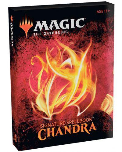 Magic the Gathering Signature Spellbook - Chandra - 1
